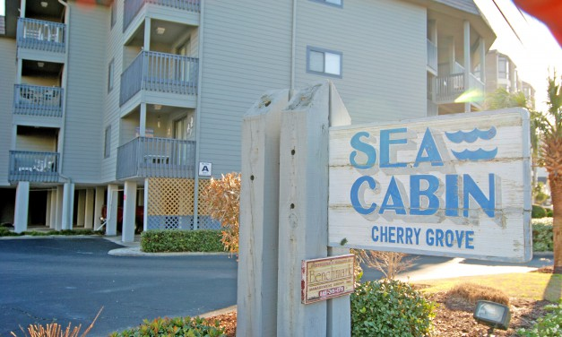 Have you stayed at Sea Cabin?