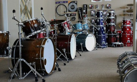 The Don Hamrick Drum Center Opens in North Myrtle Beach