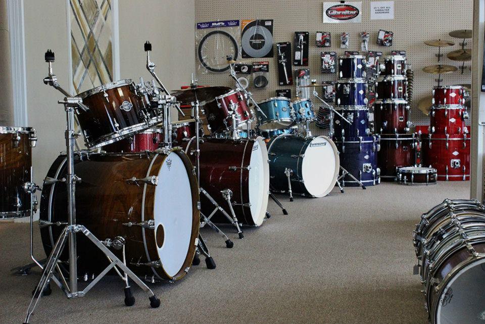 The Don Hamrick Drum Center Opens in North Myrtle Beach