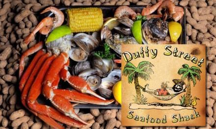 Duffy Street Seafood Shack Ocean Drive