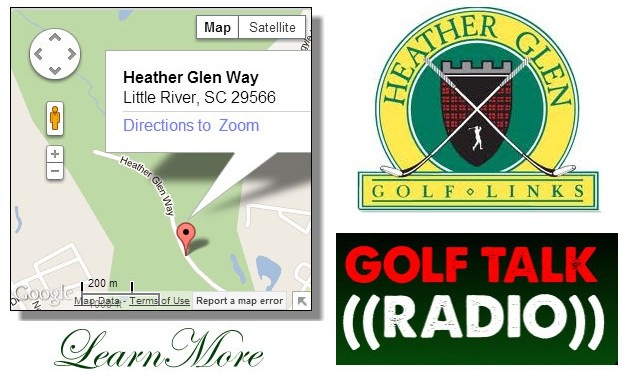 Heather Glen Golf Links in Little River