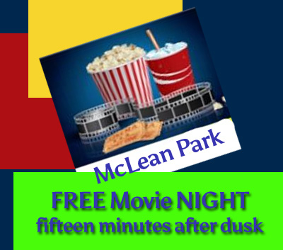 Free Movies at McLean Park