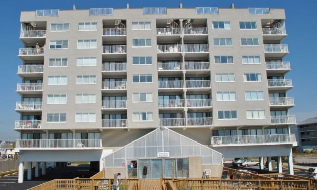 Carolina Dunes Condos in NMB