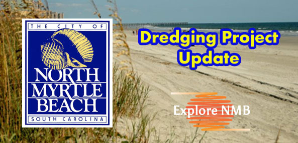 Cherry Grove Dredging Project