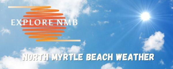 north myrtle beach weather