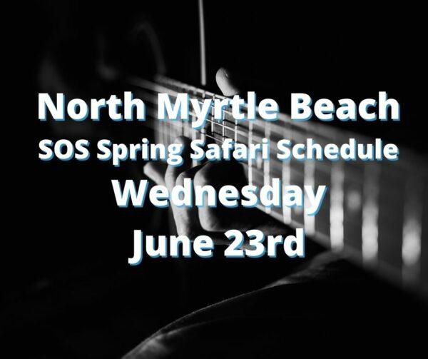 wednesday north myrtle beach