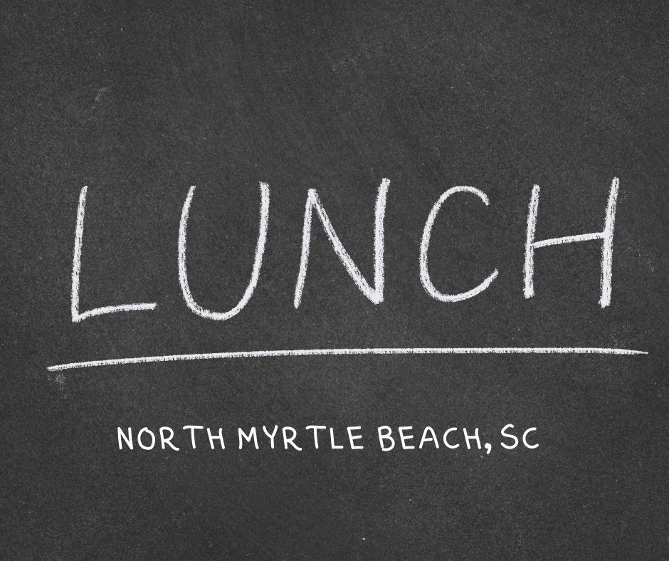 north-myrtle beach lunch specials