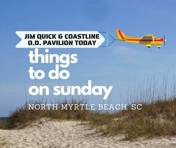 coastline time sunday